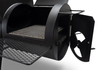 "Yoder Smokers 24"" Durango Offset Smoker"