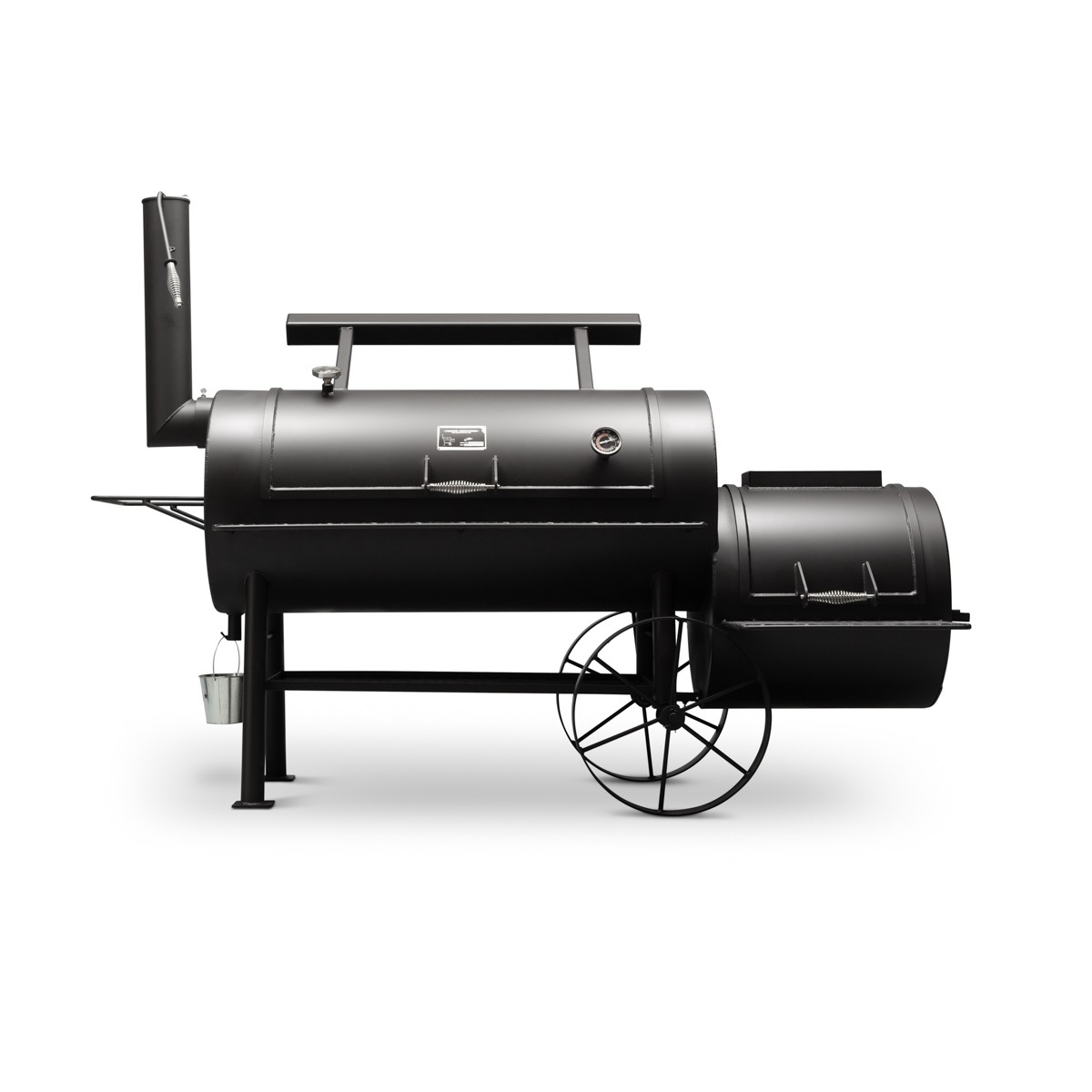 "Yoder Smokers 24"" Kingman Offset Smoker"