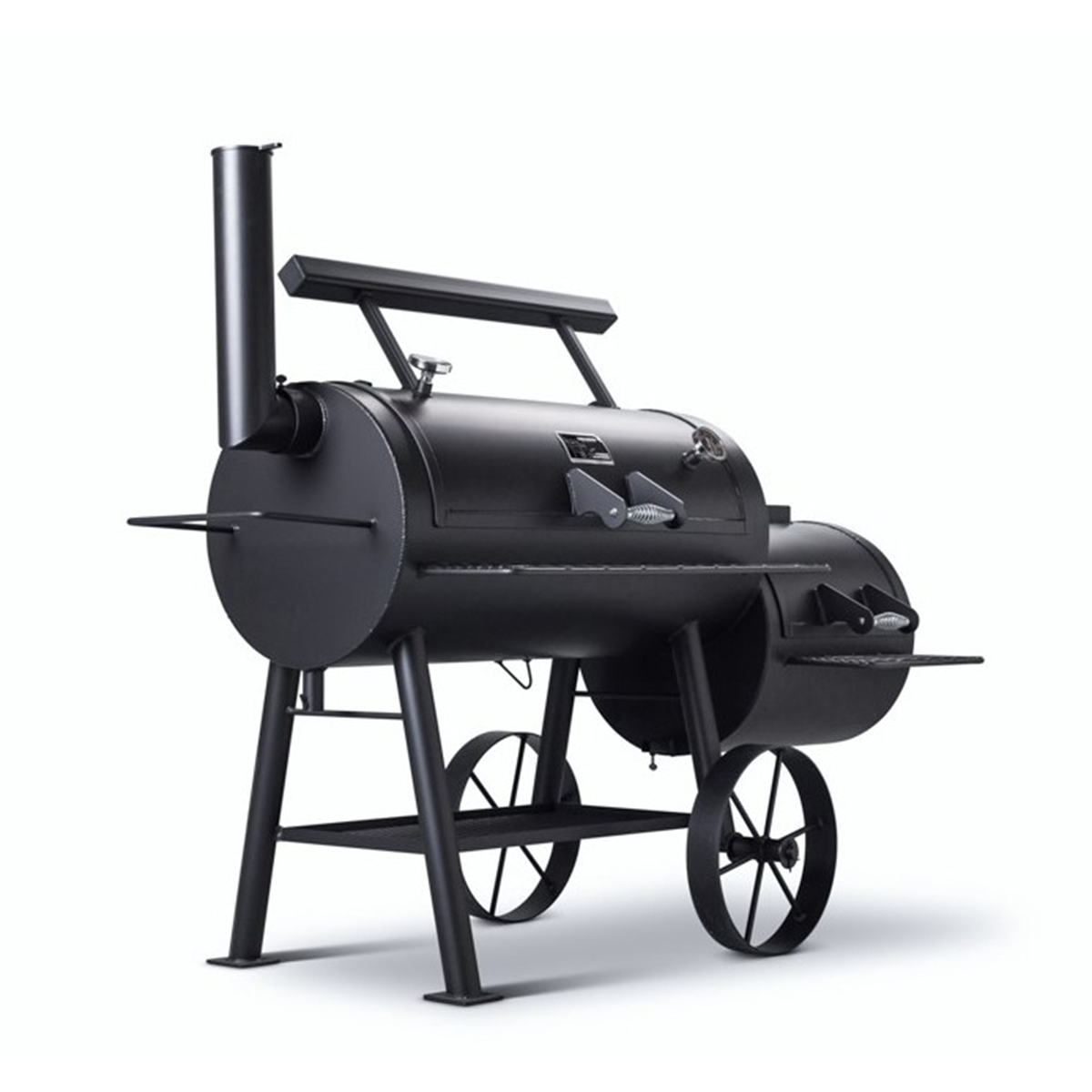 "Yoder Smokers 20"" Loaded Wichita Offset Smoker"