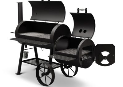 "Yoder Smokers 20"" Wichita Offset Smoker"