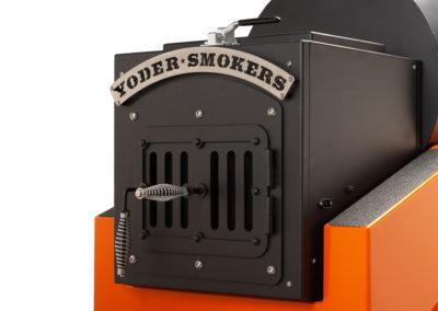 Cimarron Pellet Competition Smoker