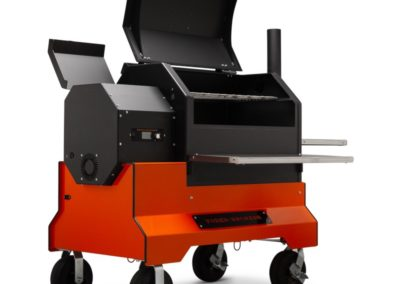 Yoder Smokers YS640s Pellet Grill